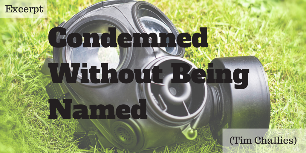 condemned without being named