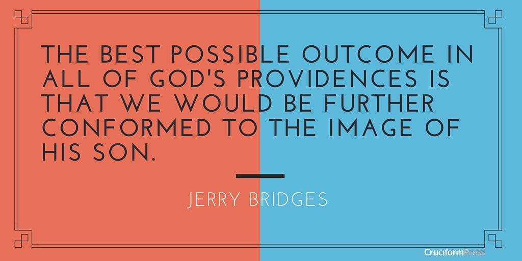 Providence in Our Lives, by Jerry Bridges