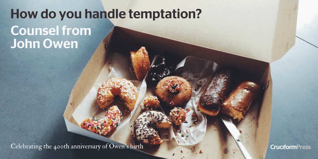 How do you handle temptation?