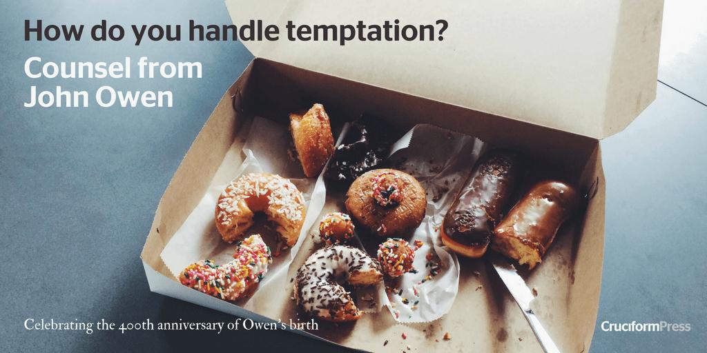 How do you handle temptation?