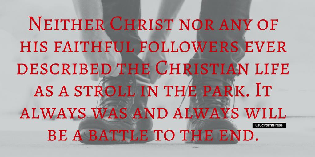 Endure: The Fifth Anchor Point of Faith