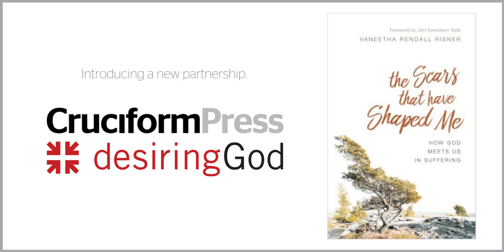 Cruciform Press partners with Desiring God